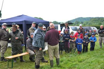 Wye Salmon Association Education courses