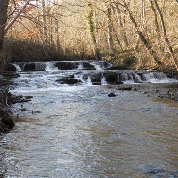 Glannau-falls-chwerfri