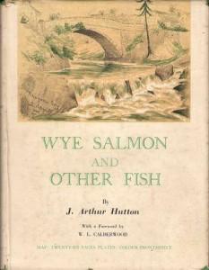 Sale of Rare Wye Salmon Fishing Books2