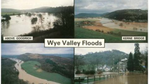 River Wye River Report January 2016